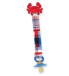 Crab Pacifier Clips