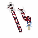 Dog Pacifier Clips