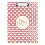 Retro Stars Double Sided Clipboard