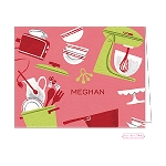Stock the Kitchen Custom Folded Thank You Card by Bonnie Marcus