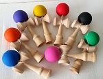 Bright Colored Kendamas