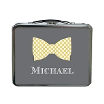 Bowtie Custom Lunch Box