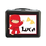 Ninja 3 Custom Lunch Box