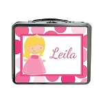 Sleeping Princess Custom Lunch Box