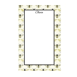 Bees Custom Dots Notepad
