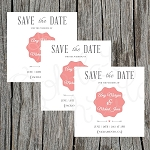 Simplistic Custom Save the Date