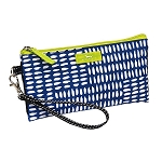 SCOUT Bulldog Blue Kate Wristlet
