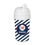 Baseball 10 oz. Custom Spill Proof Sippy Cup