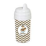 Chevron Cowboy 10 oz. Custom Spill Proof Sippy Cup