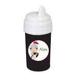 Knight 2 10 oz. Custom Spill Proof Sippy Cup