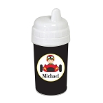 Racecar Driver 10 oz. Custom Spill Proof Sippy Cup