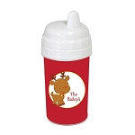 Rudolph 10 oz. Custom Spill Proof Sippy Cup