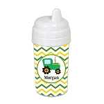 Tractor 10 oz. Custom Spill Proof Sippy Cup