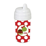Turtle Hearts 10 oz. Custom Spill Proof Sippy Cup