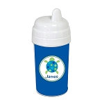 Turtle 10 oz. Custom Spill Proof Sippy Cup