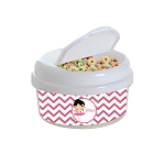 Ballerina 1 12 oz. Snap Lid Snack Container