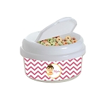Ballerina 2 12 oz. Snap Lid Snack Container