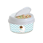Ballerina 3 12 oz. Snap Lid Snack Container