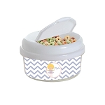 Ballerina 4 12 oz. Snap Lid Snack Container