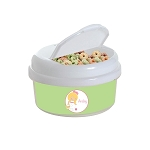Easter Girl 12 oz. Snap Lid Snack Container