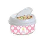 Glenda 12 oz. Snap Lid Snack Container
