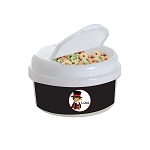 Magician 2-12 oz. Snap Lid Snack Container