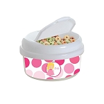 Sleeping Princess 12 oz. Snap Lid Snack Container