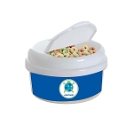 Turtle 12 oz. Snap Lid Snack Container