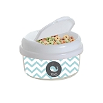 Whale 12 oz. Snap Lid Snack Container