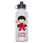 Little Devil Custom Aluminum Water Bottle