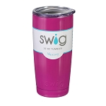 20 oz. Berry Stainless Steel SWIG Vacuum Insulated Tumbler