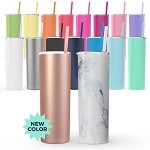 20 oz. Personalized Stainless Steel Vacuum Insulated Tumbler