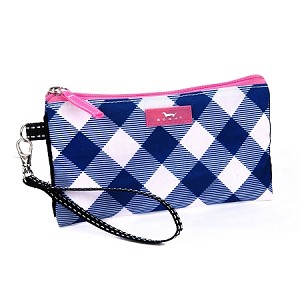 SCOUT Checkered Past Kate Wristlet