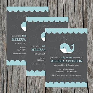 Baby Shower Invitations And Baby Shower Cards Ooh La La Printables