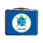 Ocean Turtle Custom Lunch Box