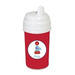 Circus Seal 10 oz. Custom Spill Proof Sippy Cup