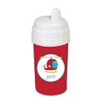 Helicopter 10 oz. Custom Spill Proof Sippy Cup