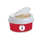 Circus Seal 12 oz. Snap Lid Snack Container